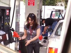 fleeced at the pump