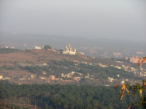 scene from hillock turahalli
