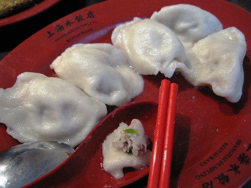 'Authentic' northern style dumplings