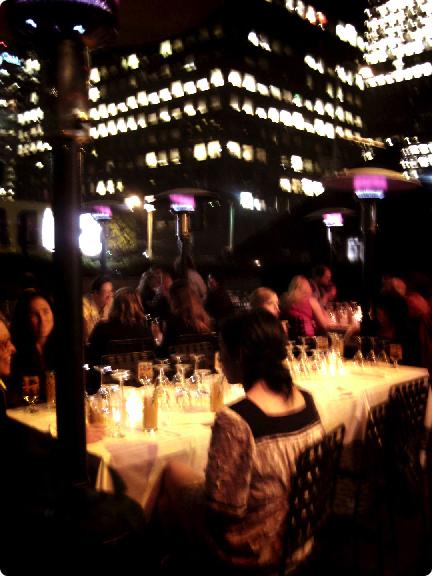 ciudad dinner