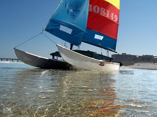 ocean sailboat flying florida atlantic jacksonville jax