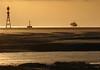 On golden pond (Mr Grimesdale) Tags: sunset sea seascape liverpool evening sony shore merseyside hightown rivermersey mrgrimsdale stevewallace dsch2 riveralt photofaceoffwinner pfogold mrgrimesdale grimesdale altestuary