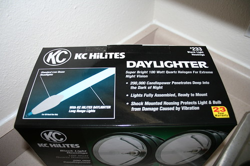 UnBoxing of KC DayLIghters and Wiring Diagram - Toyota FJ ... on
