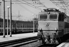 Lentezza (train_spotting) Tags: e grosseto trenitalia carignano caimano ic519 656058 divisionepasseggeri