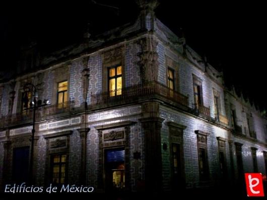 Casa de los Azulejos de Noche, ID247, Iván TMy©, 2008