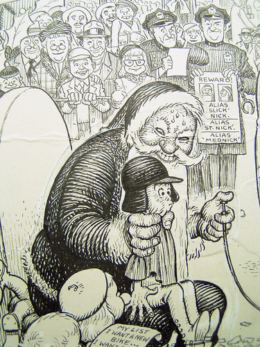 Will Elder original art from Humbug, 1956