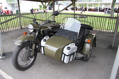 Royal Enfield sidecar