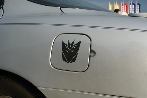 i knew my car was a transformer