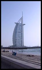 Burj Al Arab (-samuel-) Tags: hotel al dubai arab jumeirah burj albergo