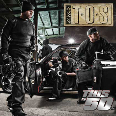 g unit tos album cover