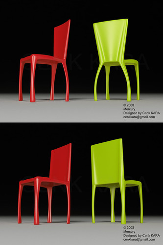 Mercury - Chair Design