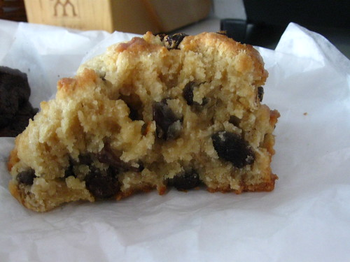 Inside Oatmeal Raisin