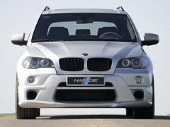Hartge Body Kit for E70 BMW X5