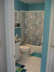 Bathroom redo!
