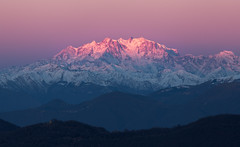 Alpenglow (yoshy!) Tags: landscape nature outdoors alps alpenglow mountain mountains glow sunrise pink switzerland swiss adventure exploration hiking hike ticino tessin schweiz snowy layers atmosphere mood