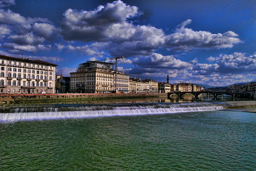 Arno River in Firenze 2