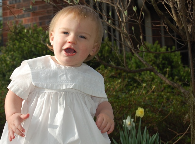 O Easter Frock 2010