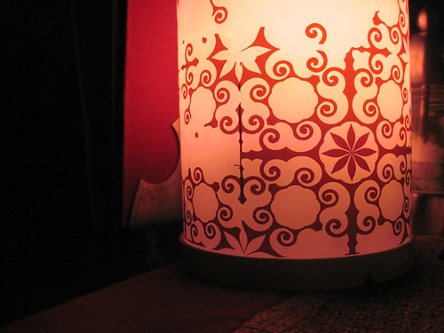Lamp at Dinner