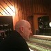 Don at the board listening to the amazing finished product of Brigitte and the band Avatar studios NY