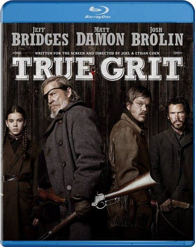 True Grit 2010 BluRay 720p 650MB Dual Audio ( Hindi – English ) ESubs MKV
