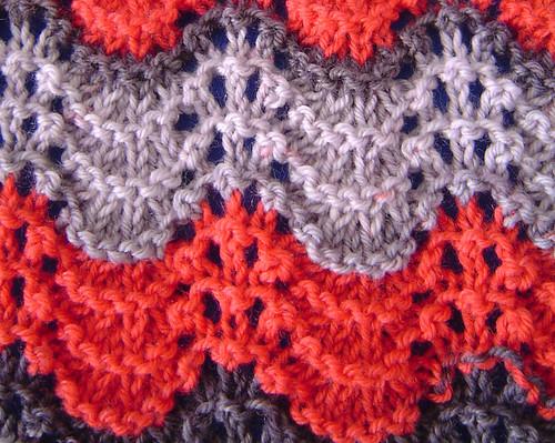 Rat Feathers - Stitch Pattern