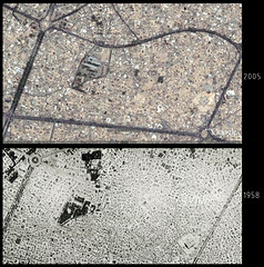 Isfahan Yesterday/Today (H.R.Sabbaghi) Tags: road century iran map conservation persia esfahan isfahan اصفهان urbancontext dardasht دردشت