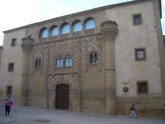 Palacio de Jabalquinto II (ignacio.sancho) Tags: andaluca baeza
