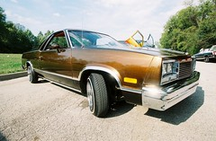 HOPTOBERFEST 2007 - 1982 El Camino (M.J.H.) Tags: car picnic paradise kansascity missouri southside majestic lowrider bigpimpin kcsideshow meinerpark layitlow ghettodreams downivlife