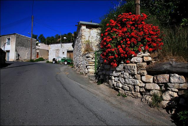 Pentalia village road