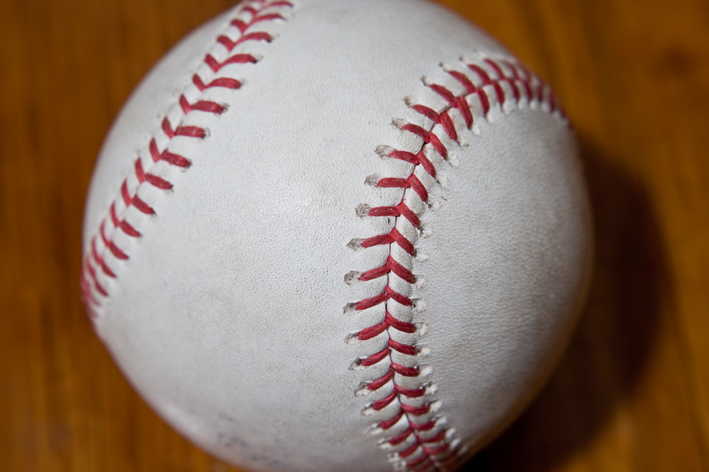 Baseball by andrewmalone, on Flickr