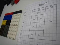 Lego grid
