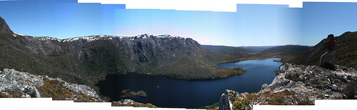 Dove Lake (Stitch)