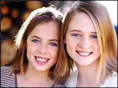 sisters make the best friends (jaki good miller) Tags: girls portrait people sisters interestingness smiles siblings explore exploreinterestingness jakigood top500 explorepage explored explorepages kurdistan4all teensandtweens