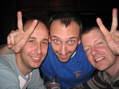 Kev's Leaving Drinks - The Foggy Dew (September 2007) (irlLordy) Tags: ireland dublin leaving september drinks barry marty foggydew 2007 quim