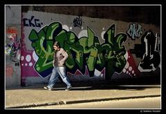 Muri allegri (Stefano Pizzetti) Tags: street shadow italy sun rome roma colors wall catchycolors walking graffiti italia streetphoto sanlorenzo romacaputmundi walkbyshooting rawstreetphotography imagoromae contrastiurbani nikonclubitalia desafiourbano altraroma stefanopizzetti