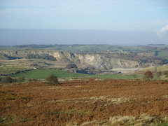 Minera Quarry (Christopher Owen Jones) Tags: wales northwales mineraquarry clywedogvalley