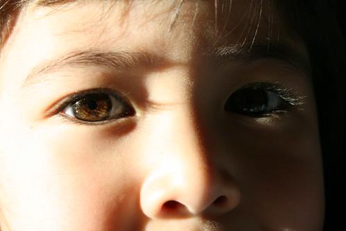 Dova's eyes
