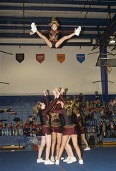 Extreme Cheerleading 8287 (casch52) Tags: cheer leading cheerleading girls height fresno sacramento california throw jump teen highschool high school christian eagles aplusphoto topv999 kiki kiara county sport action cheerleader canon placercounty placer girl competition 20d photo photograph