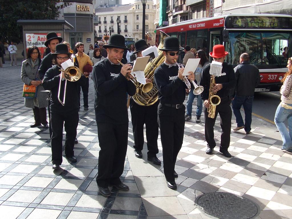Granada Jazz Band