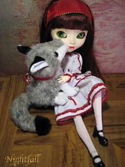 LRRH & the Wolf