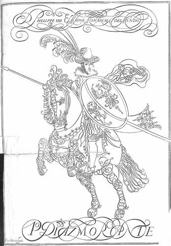 Nueva arte de escreuir - Pedro Diaz Morante - 1624