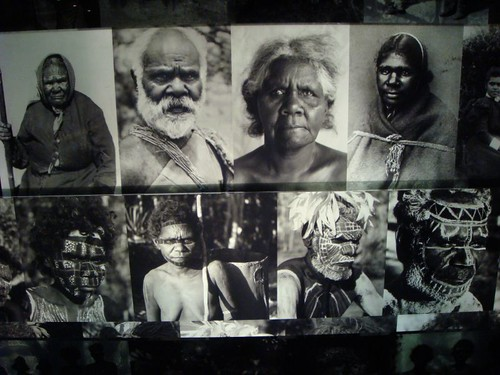 Aboriginal pictures. South Australian Museum