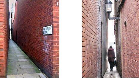 Narrowest Street in the World