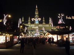 Rathaus Christkindlmarkt, Vienna
