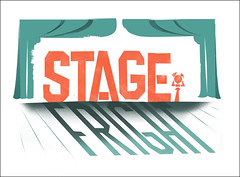 """Stage Fright"" Title Card by Fred Seibert, on Flickr"