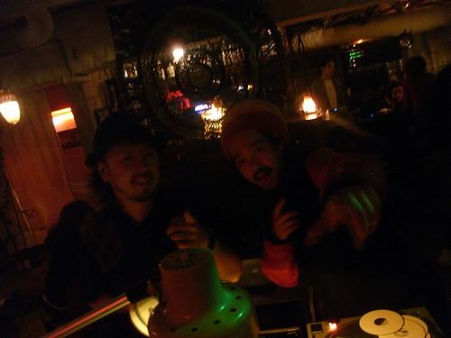 DJ MASS & TARANTULA