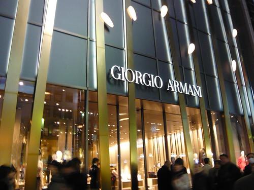 Armani ginza tower 3