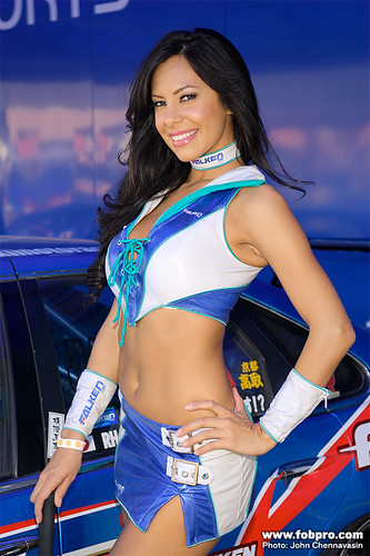 Lisa Angeline D1 2007 Team Falken