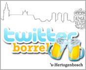 Twitterborrel Den Bosch