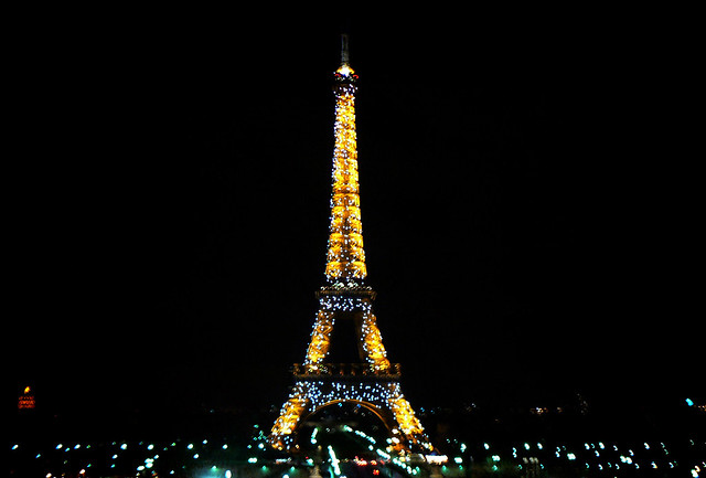 The city of the lights.Very Happy 2008.-